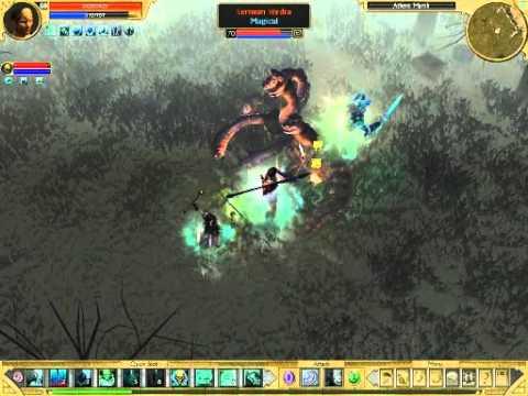 Titan Quest Spellbinder The Grim Knight Guide – Kırmızı Perfect
