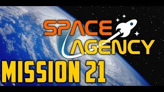 Space Agency Mission 21 Gold Award