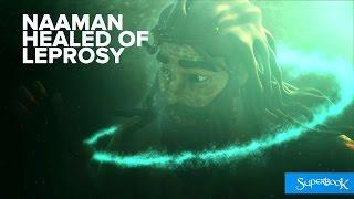 Naaman Healed Of Leprosy