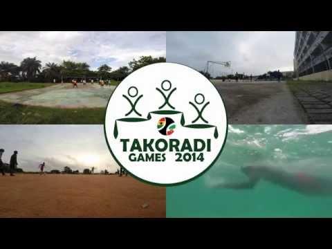 Ready for the Takoradi Games!