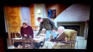 Frasier S11E4: The Babysitter - Cheese