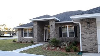 США. ДОМ за 196.900 под ключ! Строительство домов, Обзор НЕДВИЖИМОСТИ, Палм Кост, Флорида