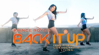 Prince Royce - Back It Up (Coreografía)