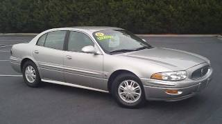 2005 Buick LeSabre - Five Star Chevrolet Used Cars - Florence, SC