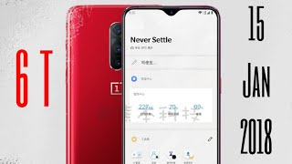 OnePlus 6T with Triple Camera, Tear Drop Notch & In Display Fingerprint Sensor - Latest Leaks !!!