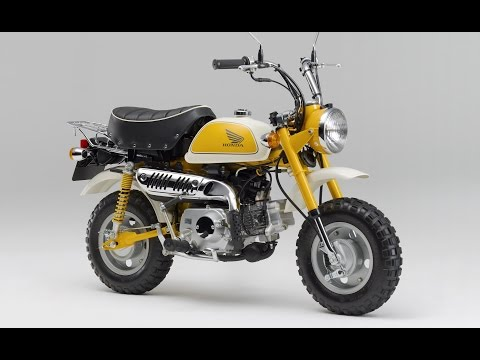 skyteam 110cc monkey bike doovi. Black Bedroom Furniture Sets. Home Design Ideas
