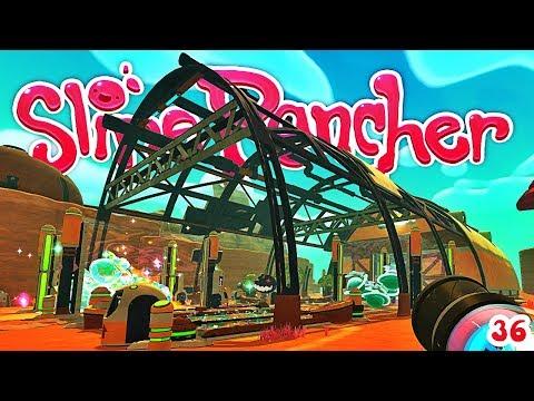 UNE INCROYABLE NOUVELLE BASE ?! | Slime Rancher ! #Ep36