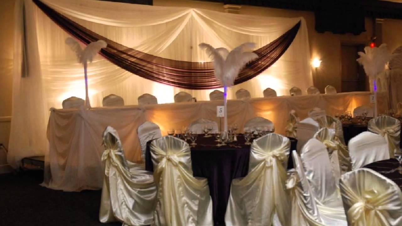 Wedding Decor By Wedding Finesse Inc At Calgary Italian Club