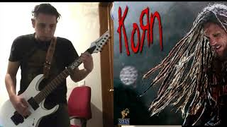 Korn Blind Guitar Cover