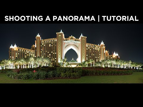 How To Shoot A Panorama In Photography | Tutorial, Definition, Equipment And Stitching