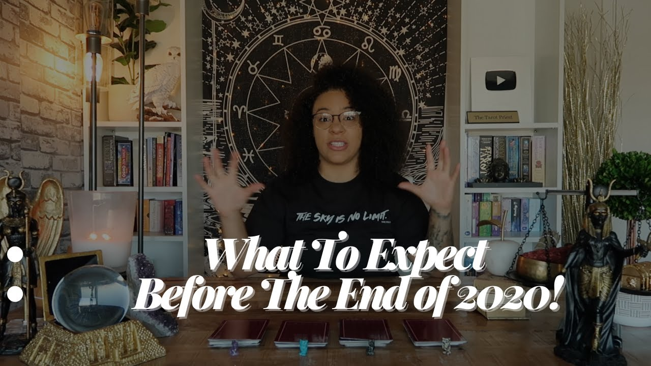 🔮 (PICK A CARD) 🔮 WHAT TO EXPECT BEFORE THE END OF 2020?!?