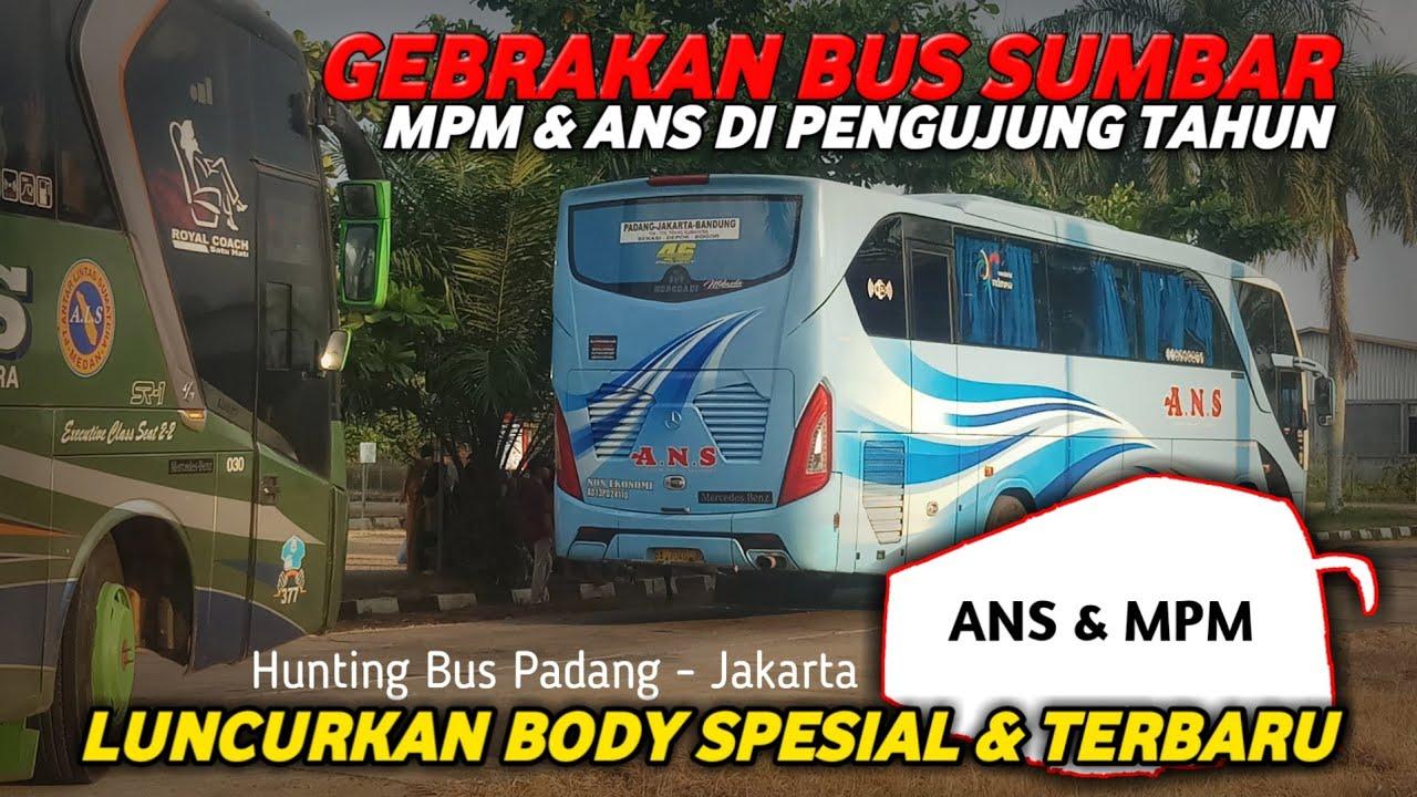 Download GEBRAKAN BARU ANS & MPM DI PENGHUJUNG TAHUN❗LUNCURKAN UNIT SPESIAL RUTE PADANG JAKARTA😱