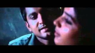 Nani & Samantha kissing scene