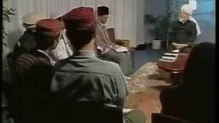 Rencontre Avec Les Francophones 8 décembre 1997 Question Réponse Islam Ahmadiyya