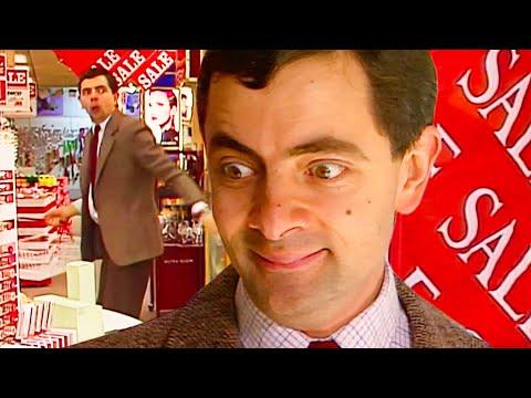 SHOPPING Bean | Mr Bean Full Episodes | Mr Bean Official