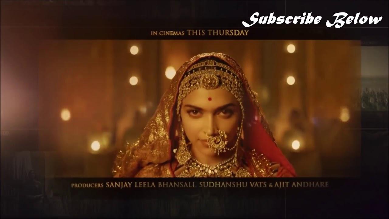 Download Padmavati Bollywood Movie Best Scenes To Watch all dialogue of padmavati ranveer Singh SHaid Kapoor