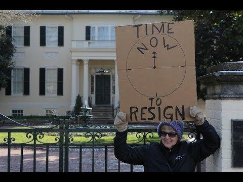Calls for Virginia governor's resignation grow Mp3