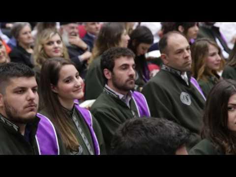 IHU Graduation Ceremony 2017