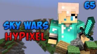 Minecraft Sky Wars #65(Hypixel)