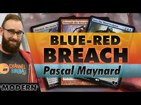 Blue-Red Jace Breach - Modern   Channel Pascal