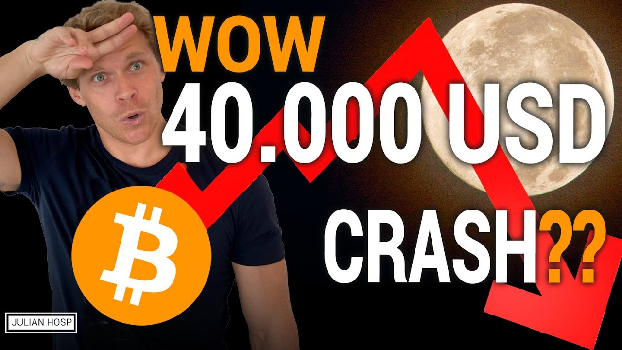 WOW! BITCOIN 40.000 USD ALL TIME HIGH!!! WANN CRASH???