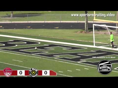 SWFL Adrenaline vs FC Miami (USL-PDL) by Sports Recruiting Video