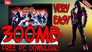 HOW TO DOWNLOAD TEKKEN 7 Free Download Pc 300MB.2017.