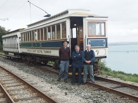 Isle of Man - Manx Electric - Ultimate Driving Experience - Laxey to Douglas