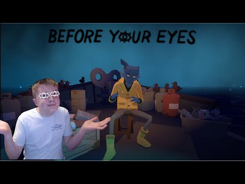 A blinking game... (Before Your Eyes EP: 1) |