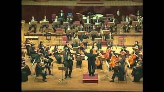 Andrea Giuffredi  plays  Rossini Non piu mesta/la danza  with Taipei Symphony Orchestra