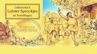 De wens van Koning Midas - Lekturama Luister Sprookjes