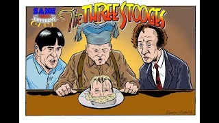 Same Name, Different Game: The Three Stooges (NES vs. GBA vs. PS1)