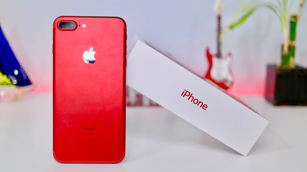 Giveaway iphone 7 plus red price