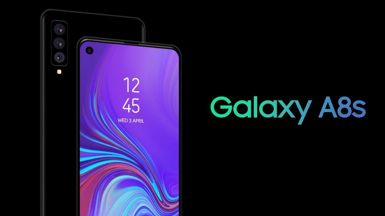 Samsung Galaxy A8s: Official Trailer - YouTube