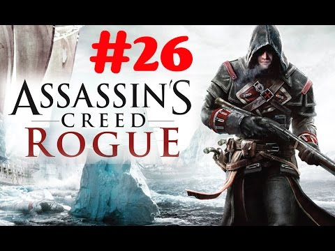 """Assassin's Creed: Rogue"" walkthrough (100% sync) Sequence 6, Final Memory 5: Non Nobis Domine"