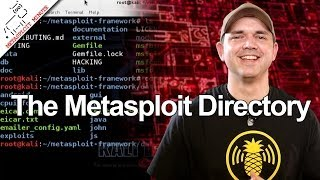 The Metasploit Directory Structure - Metasploit Minute