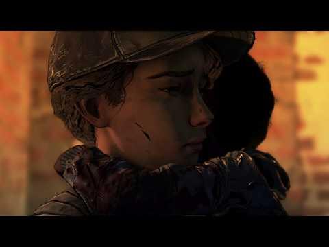 The Walking Dead Season 4 Episode 4 - ENDING - Louis Romance/Violet Blind/Tenn Dead - My REACTION