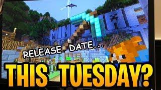 Minecraft Update Aquatic Console Release Date? Tutorial World & Phantoms! PS3, PS4, Xbox 360 & Wii U
