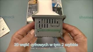 Unitronics Vision V350-J-T38 Sterownik Programowalny PLC HMI