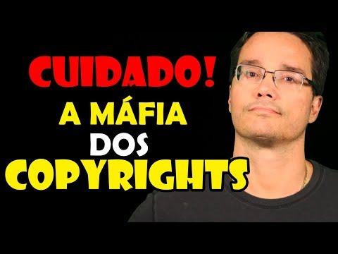 A MAFIA DO COPYRIGHT NO YOUTUBE