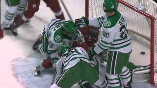 UND Hockey vs. Wisconsin November 6 Post Game Wrap