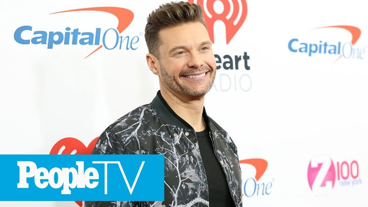 Ryan Seacrest Opens Up About Falling For Girlfriend Shayna Taylor: 'We're Very In Sync' | PeopleTV