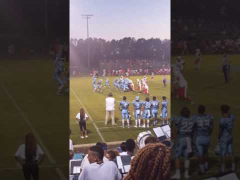 east montgomery high school homecoming game part 2
