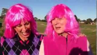 Pink Golf Day at Sandhurst Golf Club Victoria