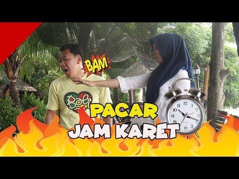 Kocak! Video Lucu 'PACAR JAM KARET' - Bajigur TV 2019