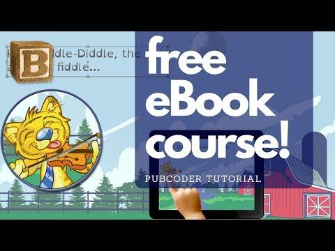 FREE Course: Create Children's Interactive EBooks!