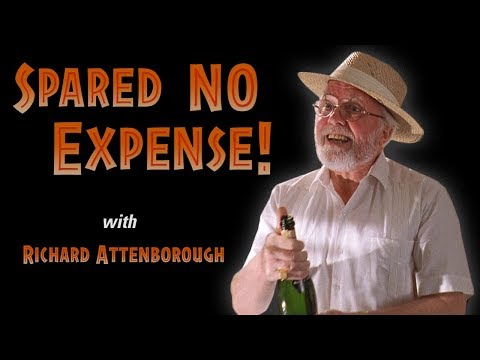 Spared No Expense! ... with Sir Richard Attenborough