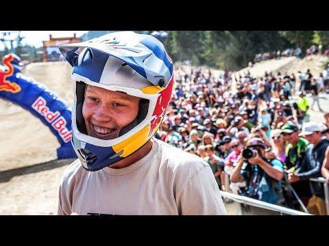 Emil Johansson's On Fire   Red Bull Joyride 2017 Second Place Run
