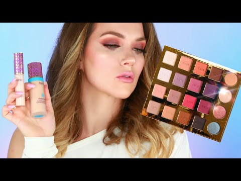 HOW TO: APPLY EYESHADOW PERFECTLY (FOR BEGINNERS STEP BY STEP) TARTEIST PRO PALETTE MAKEUP TUTORIAL