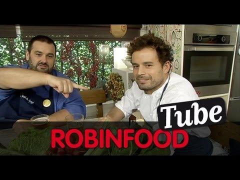 "ROBINFOOD / Verduras y frutas en cocotte + Tortilla ""Arnold Bennett"""